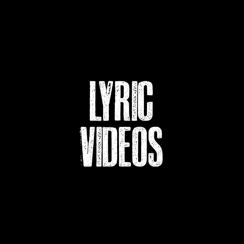 lyric-videos